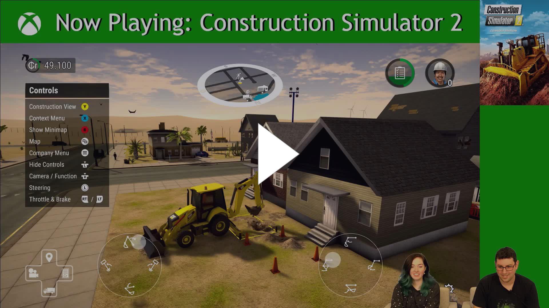 A very vehicular ID@Xbox Showcase - Construction Simulator 2