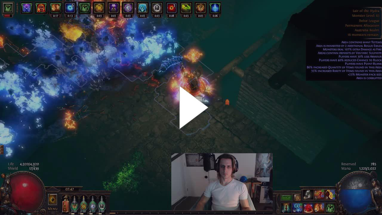 Mathil1 - hydra one tap - Twitch
