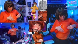[BODYPAINT] Velma: JINKIES, GUYS! I SOLVED THE MYSTERY OF THE SALTY EBOYS! It's Bobs. | !subtember | !submode | !camera
