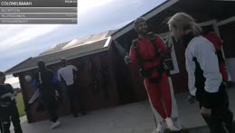 Skydiving with Pilvi !guest !cripple