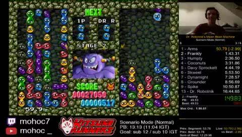 Dr  Robotnik's Mean Bean Machine | Most Viewed - All | LivestreamClips