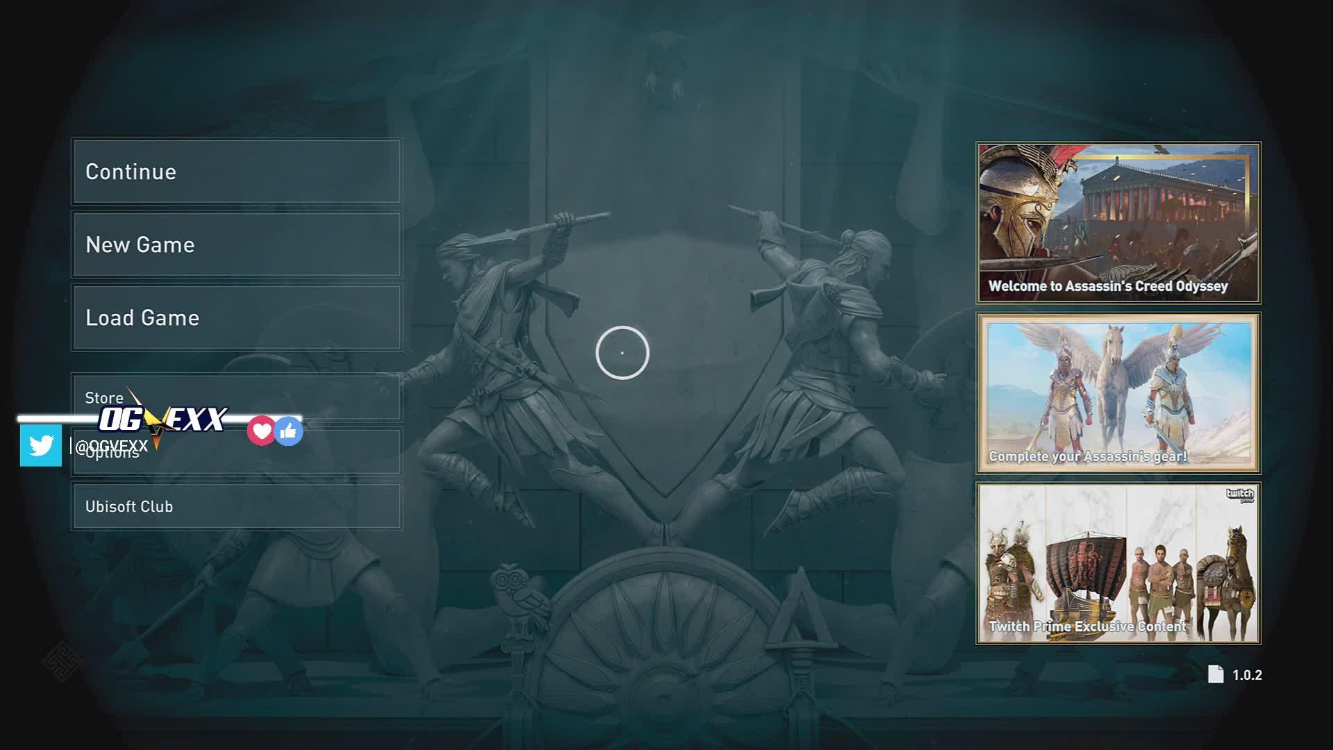 oGVexx - ALEXIOS THE THICC   WAIT! | #NewStreamer Gameplay