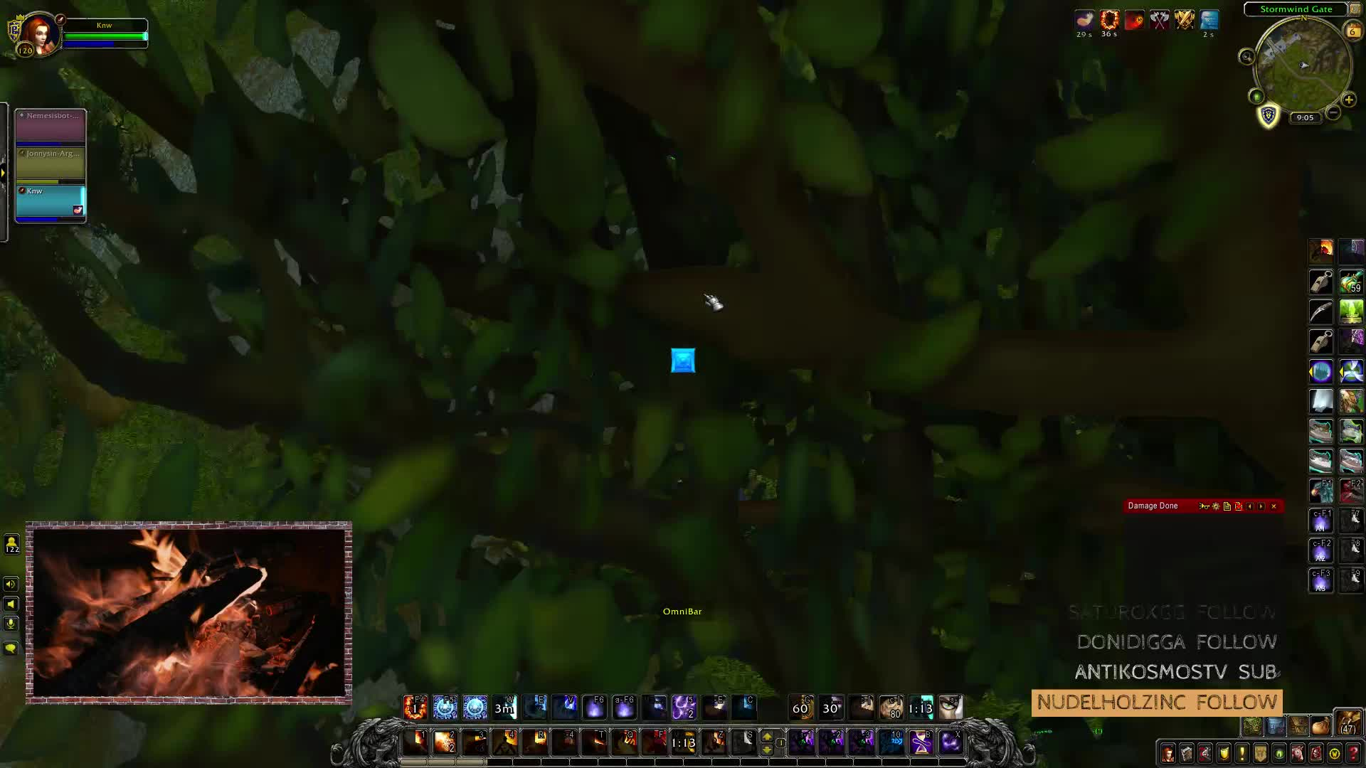 KingKNW - Multi Glad Fire Mage - 2 6kcr+ fire mage - Twitch