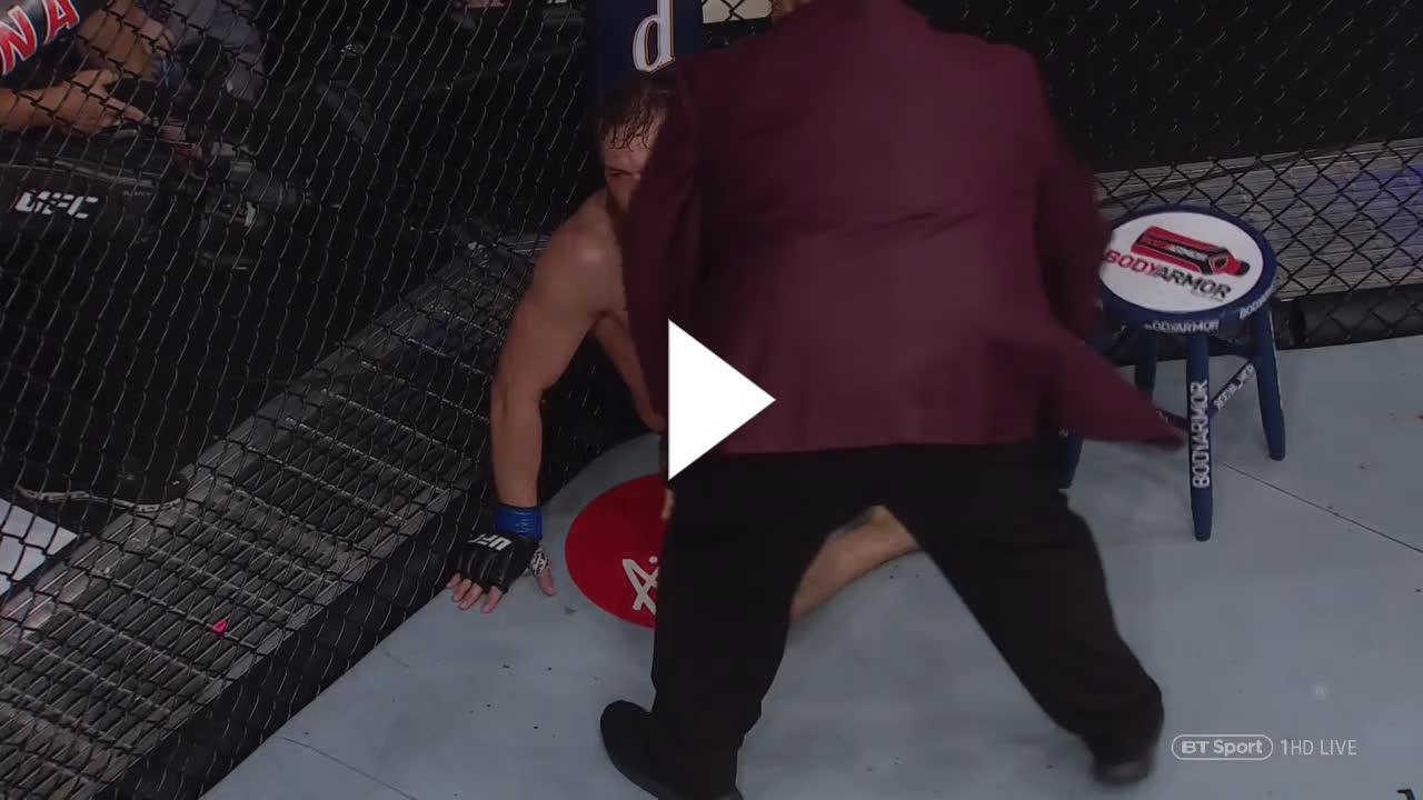 Aftermath of Khabib vs Mcgreggor Fight