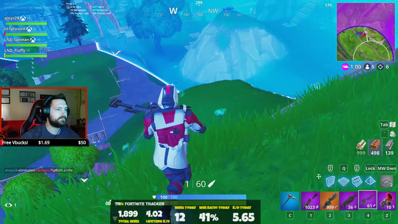 lnd fluffy i bet you don t have this skin day 17 m k 2 000 wins 50k kills fortnite gameplay former xbox pro twitch - fortnite win tracker twitch