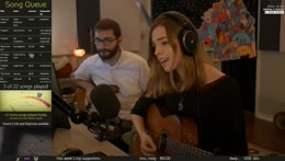 first stream in a whole week! | new song