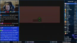 Pokemon Red World Record Attempts