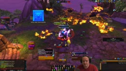 Manly Lumberjack Man plays WoW