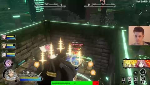 !swearjar FREE GAME STILL DEAD??? // jump force !giveaway