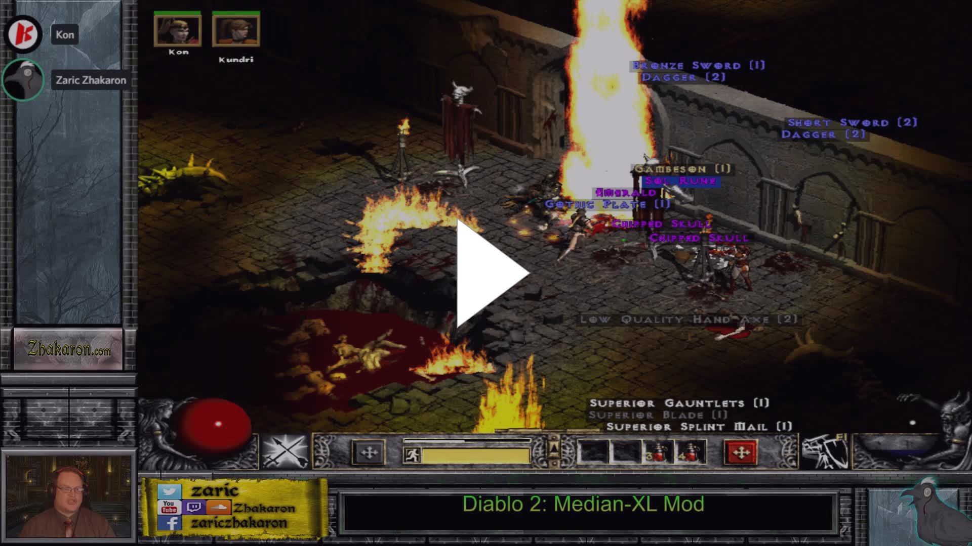 Zhakaron - Median-Xl+Plugy Mods | Do you guys not have