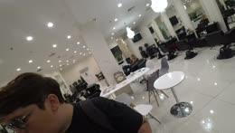 U gettin a hair cut in there? Its Greeeaaaatttttt