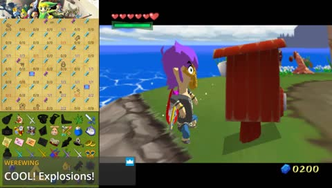 The Legend of Zelda: The Wind Waker - TwitchMoments - Top