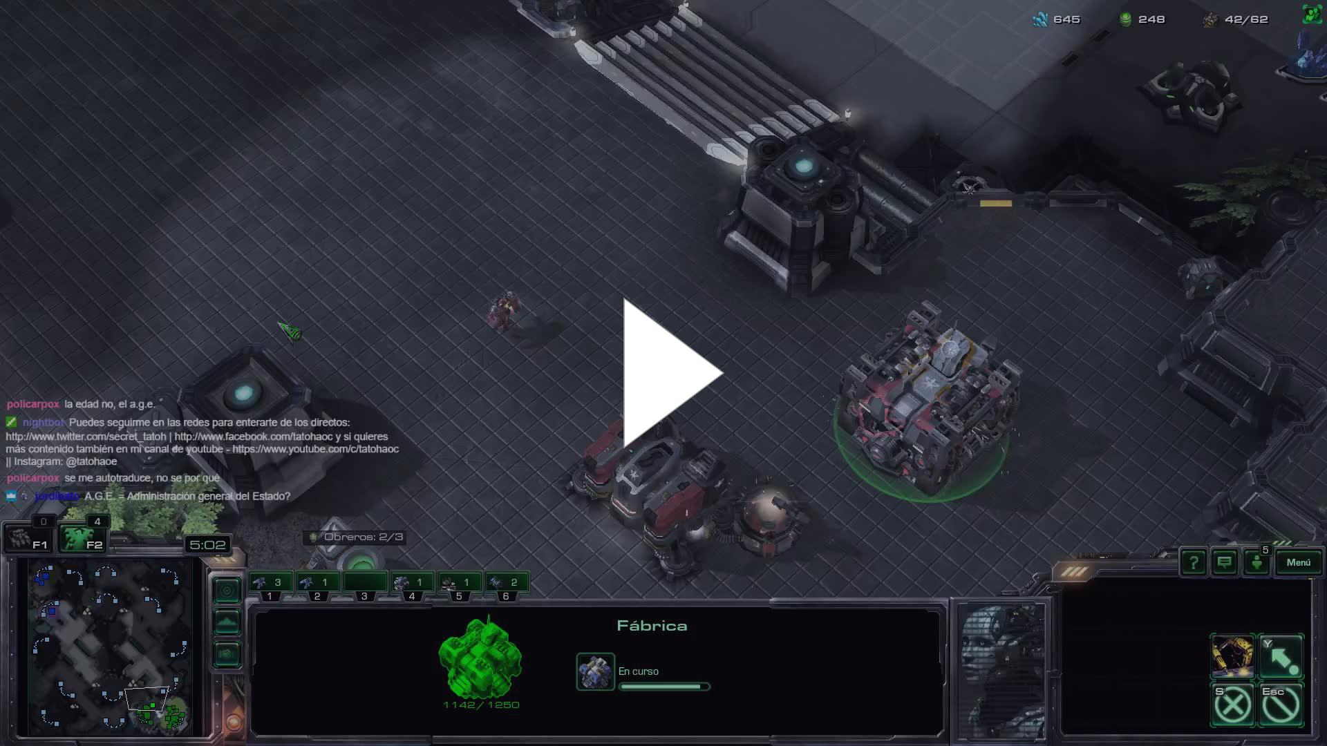 Tatohaoe Dando Penita Al Starcraft Ii Twitch