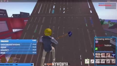 mywowya - Strucid!! | Follower Goal 384/400 | Subscriber Goal 4/5