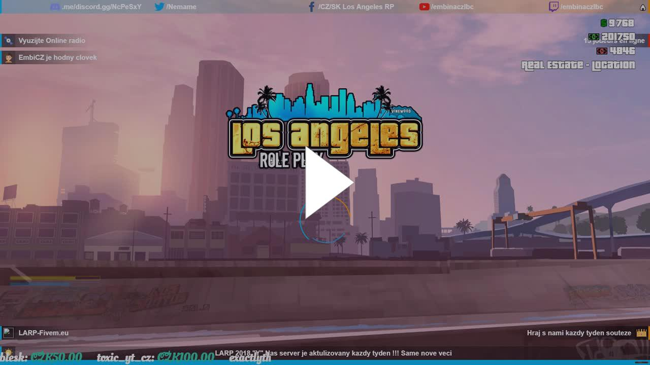 Los Angeles Rp Discord
