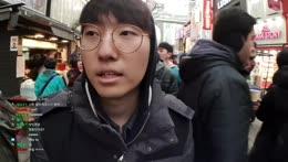 Nalons last day in Korea 날론의 한국 마지막날