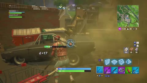 finessequikk - Fortnite PS4 | Come Stream Snipe Me | NA East