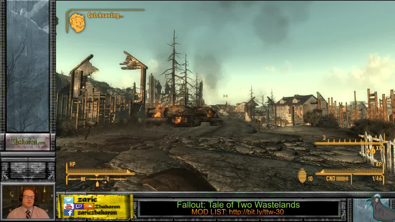 Lets Play Fallout: New Vegas Episode 10 - YouTube