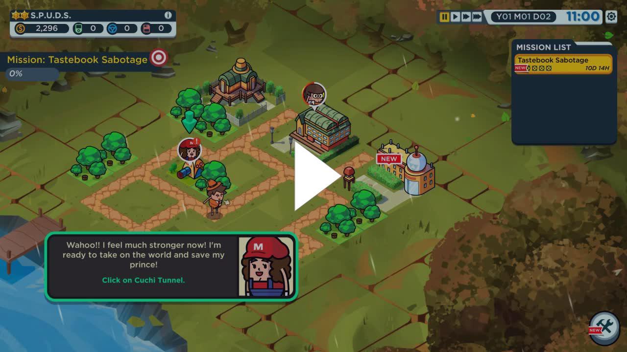 GOGcom - [Release] Holy Potatoes! Dango's Doin' A Spy?! - Twitch