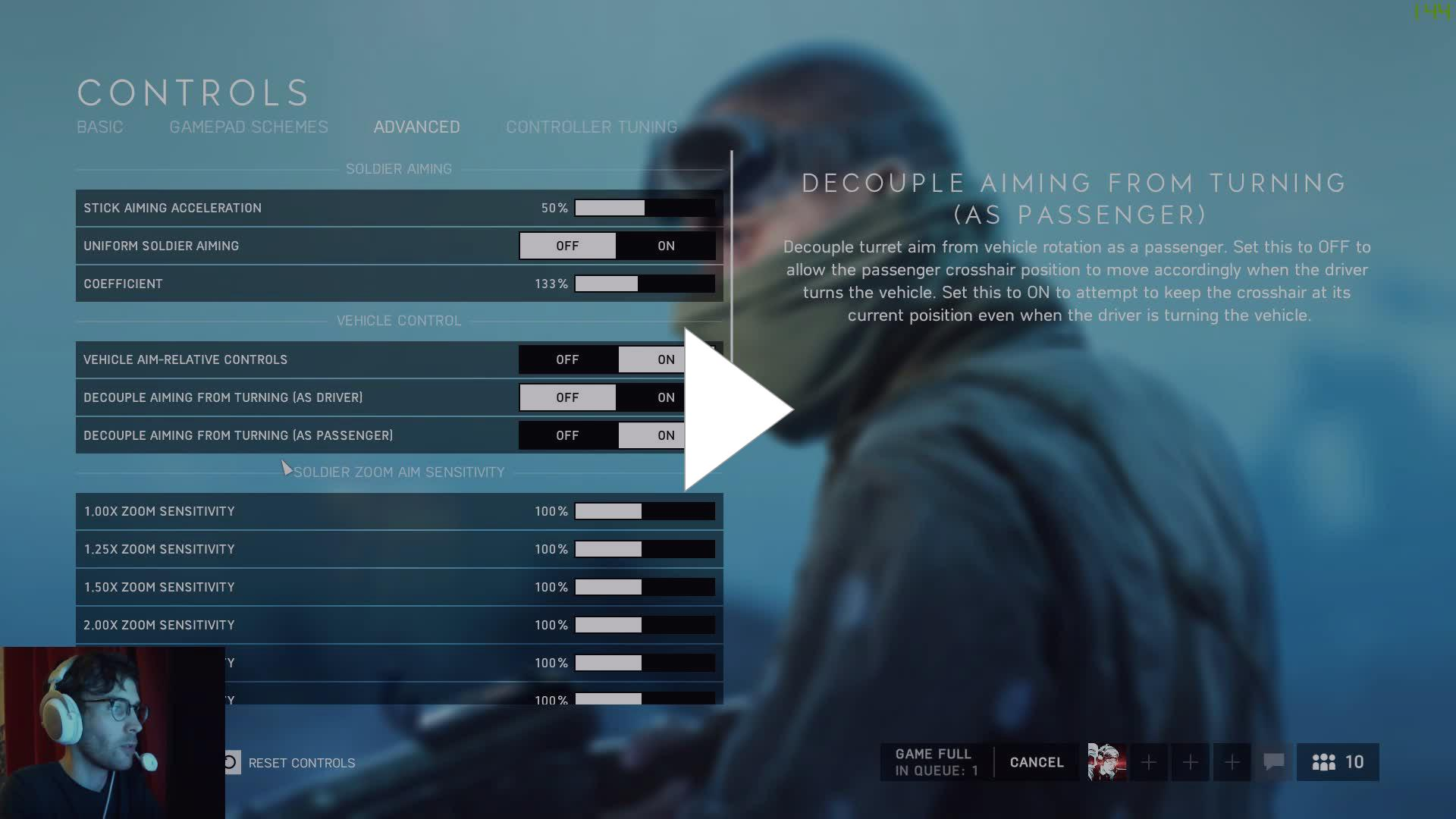 Relaaa - settings - Twitch