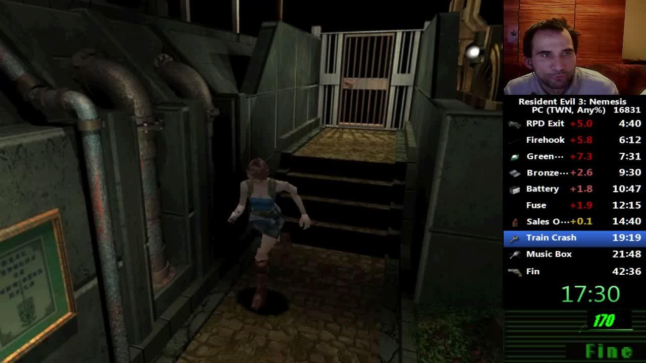 Resident Evil 3 Last Escape