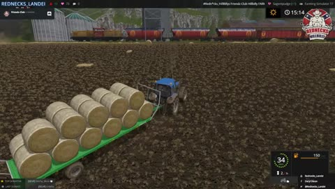 Farming Simulator 17 - TwitchMoments - Top moments on Twitch