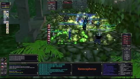 Xenoraphorze - Everquest P99 city of mist lvling (47 ench