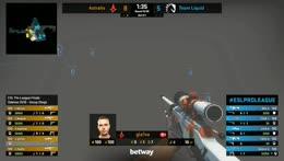 RERUN: Liquid vs. Astralis [Nuke] Map 2 - Group A UB Ro3 - ESL Pro League Odense Finals 2018