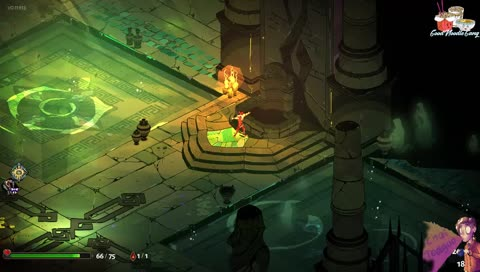 ChaiTeague - SuperGiant Games' Hades Chai is Excite