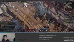 Almost Betrayed Lost Ark   ENG/KR   Blaster 330   Inf 357   Answering any questions!!   루페온