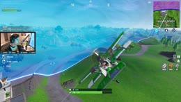 He sent him flying LuL