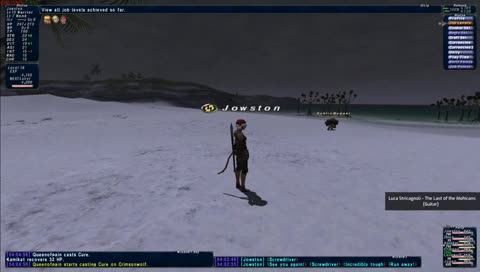 Why I Quit Nasomi [RERUN] | Eden Server, Day 4 | Interactive Streamer,  Engaging Content, etc ,etc  [RERUN] • Jowston Playing Final Fantasy XI  Online • SNIPACLIP