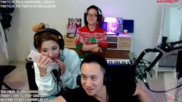 Holiday music stream with ChewieMelodies & Jason Chen ♪
