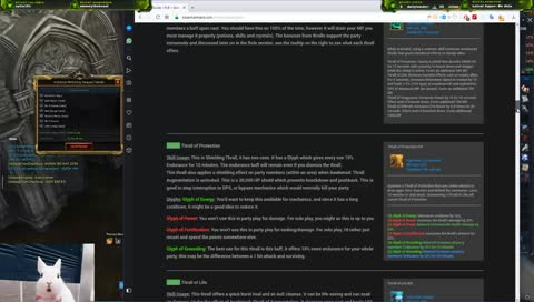 Whitesushi - [SEA/Day 37] Instance matchmaking 439/446