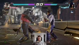 Monday+Tekken