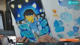 Acrylic+Painting+Giveaway%21