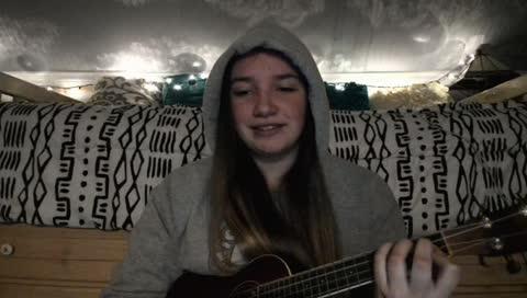 Graceleon Grace Sings Sweater Weather Not Clickbait Emotional