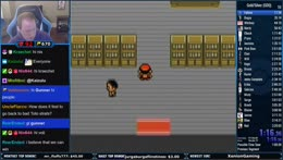 Pokemon Gold GDQ Practice (Race w/Pokeguy Later)