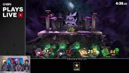 Super Smash Bros. Ultimate: Full Roster Smash Down! - IGN Plays Live