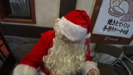 Santa Andy got sad :(