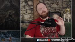 Pat Stares at Dark Souls 3 DLC!