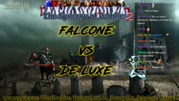 The Synergy of Daddies 2 qualification 6th round / Falcone vs De_luxe / JC