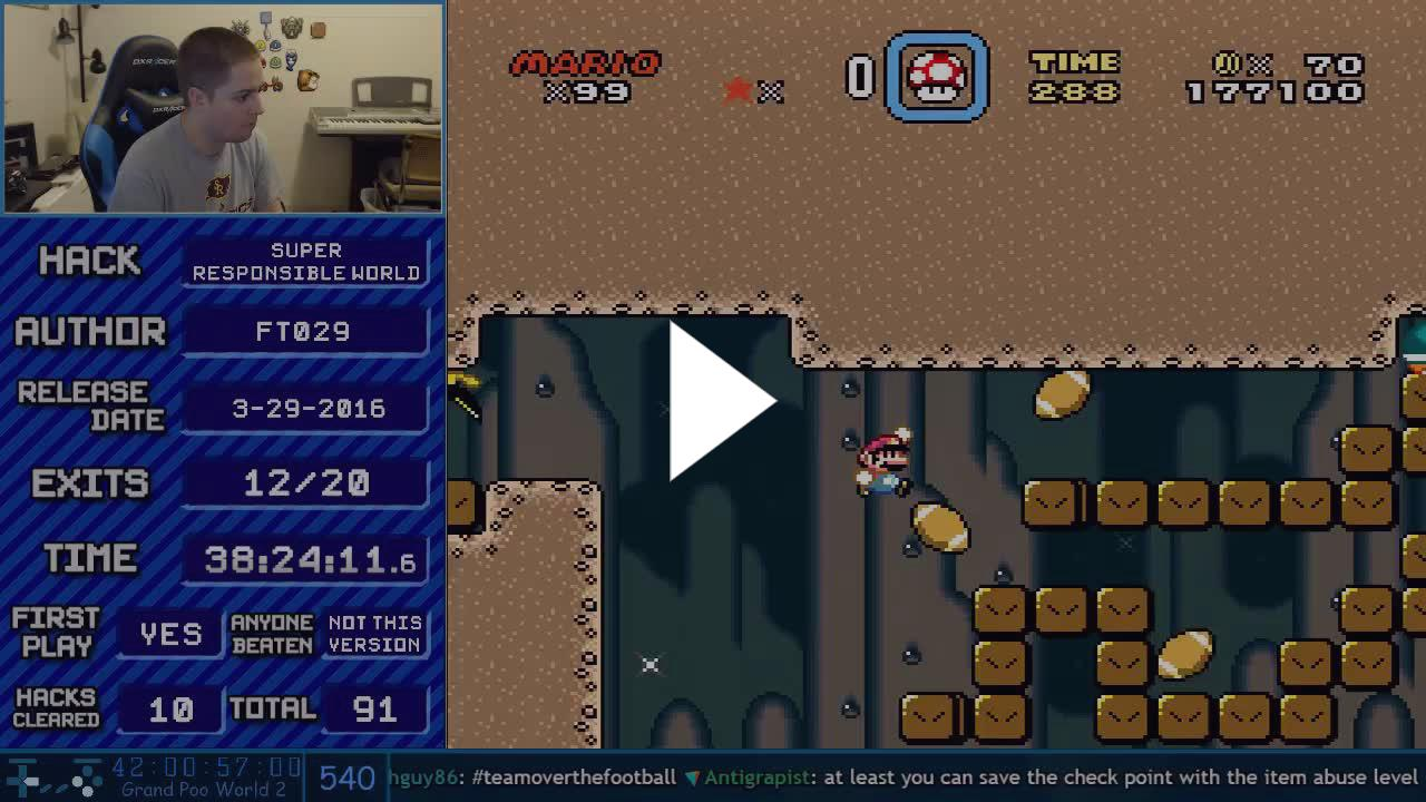Dode - PogChamp wall jump - Twitch