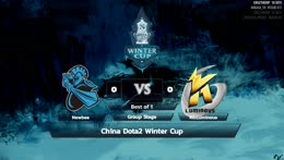 [LIVE-THAI] China Dota2 Winter Cup - 13/12/2018 - Cyberclasher