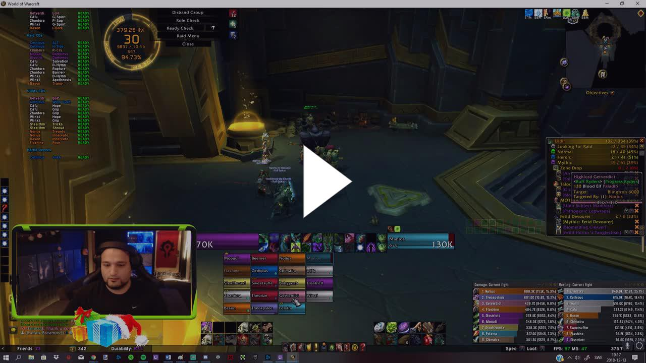 Moudi - 8 1 - Alliance and Horde side   Doing ALL!   Guides: !patch8