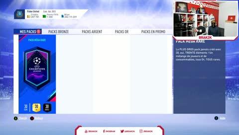 LIVE FIFA 19 / DRAFT ET RÉCOMPENSES