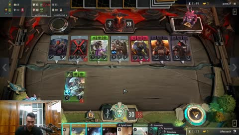 Lifecoach to stop playing until Ladder comes