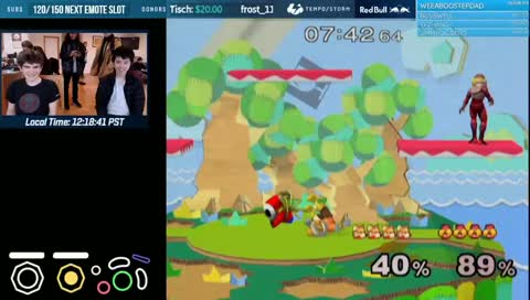 Super Smash Bros Melee Twitchmoments Top Moments On Twitch