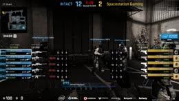 LIVE: iNTACT vs Spacestation | EM Katowice Minor Close Qualifier - NA @SeasideCS