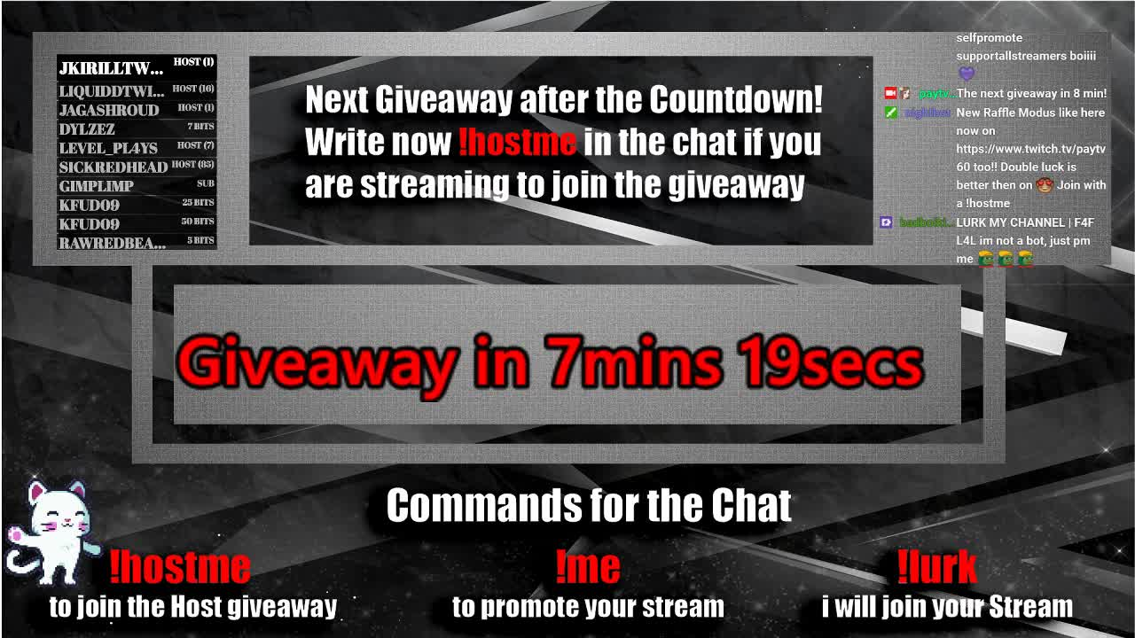 Twitch Tv Giveaway Bot